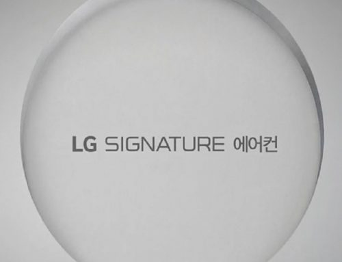 LG Signature Air conditioner